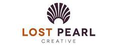 Lost Pearl Creative website